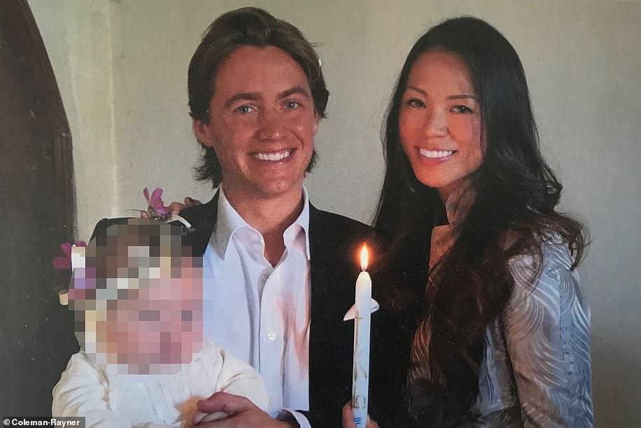 муж принцессы Беатрис первый ребёнок