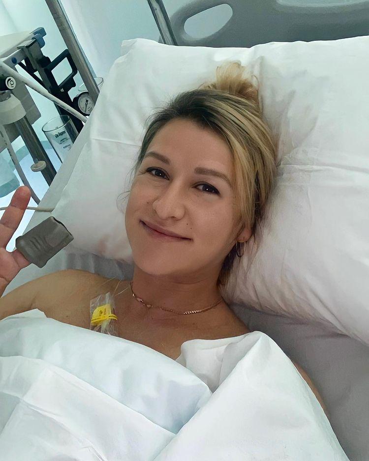 Татьяна Волосожар родила сына и отметила 35-летие: 'Спасибо любимому!'