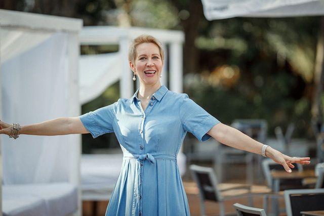 Татьяна Лазарева: 'Мне важно, чтобы холодильник был забит'