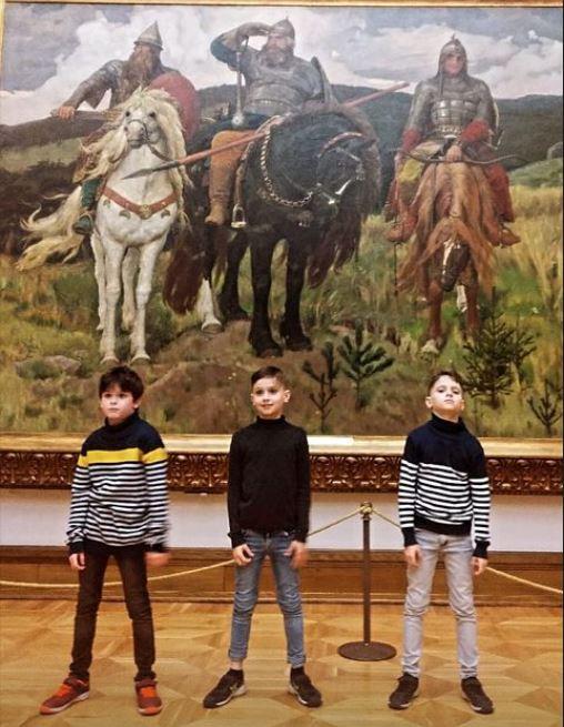 Мария Болтнева дети