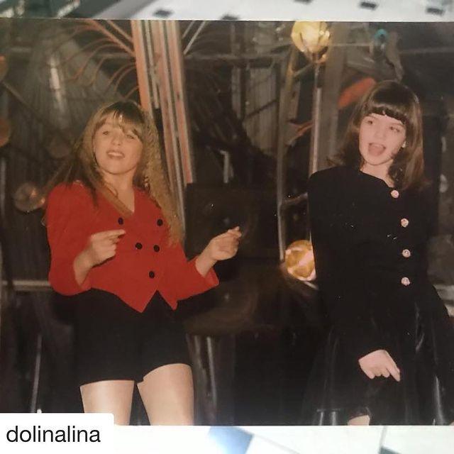 Дочь Долиной Юлия Началова