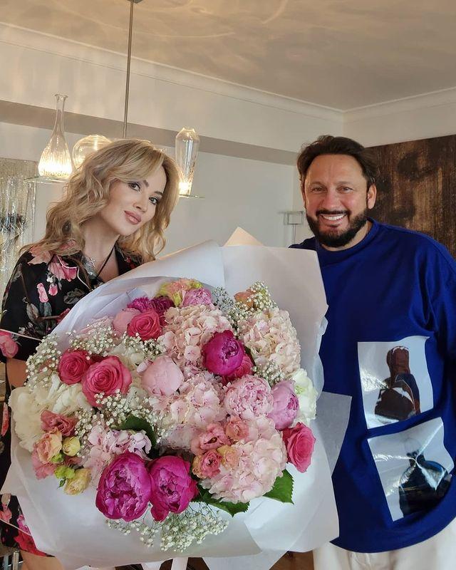 Стас Михайлов жена Инна