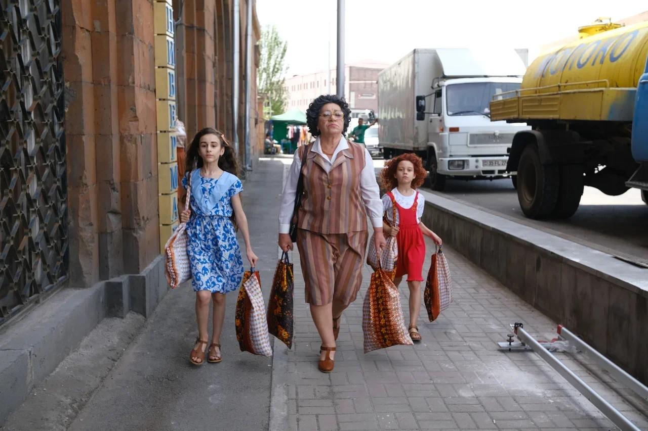 Манюня Наринэ Абгарян