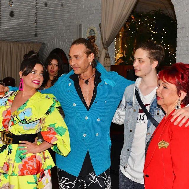 Наташа Королева семья