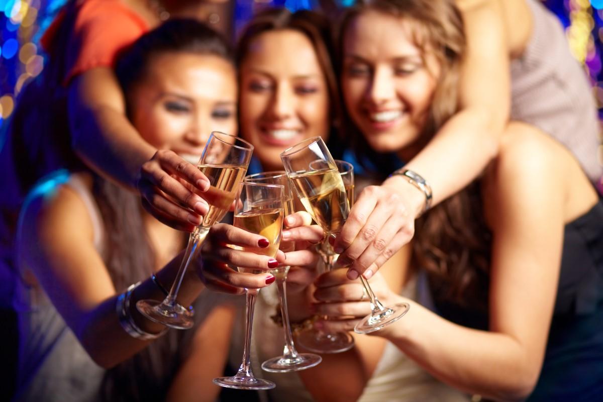 Запрет алкоголя для женщин