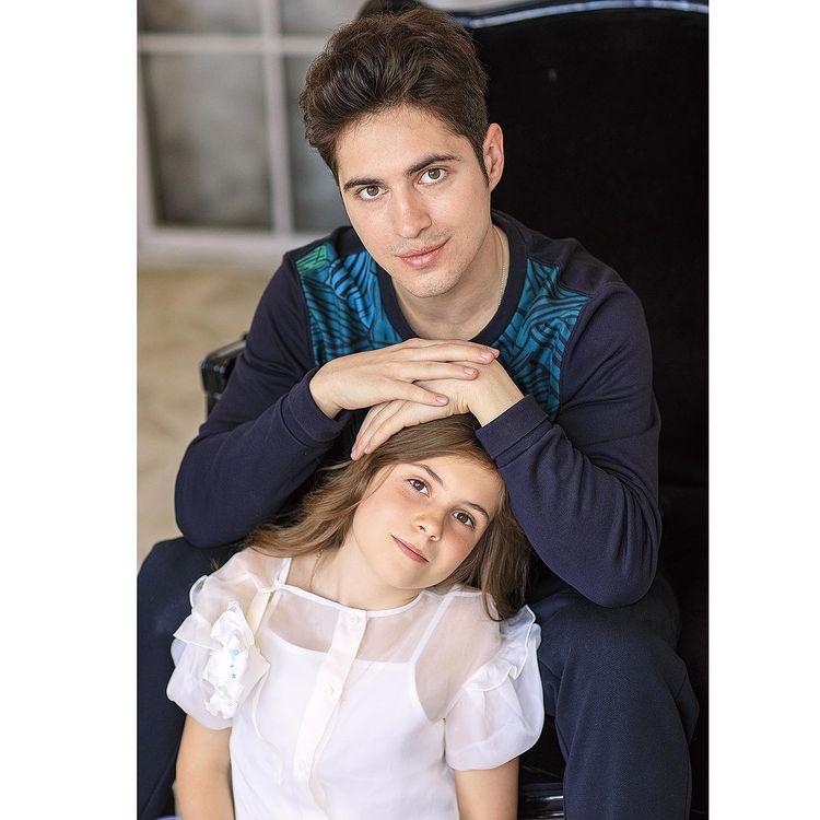 Екатерина Гусева дети