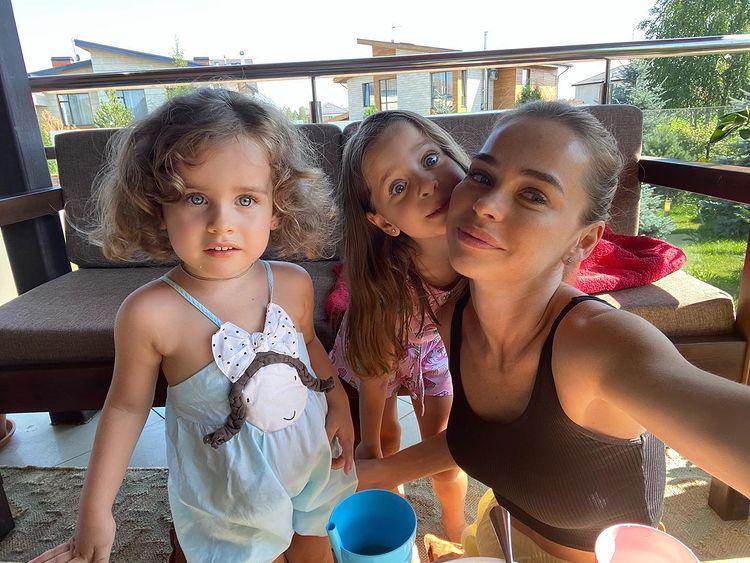 Анна Хилькевич дети