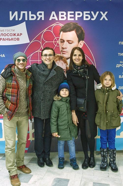 Сергей Безруков внебрачные дети
