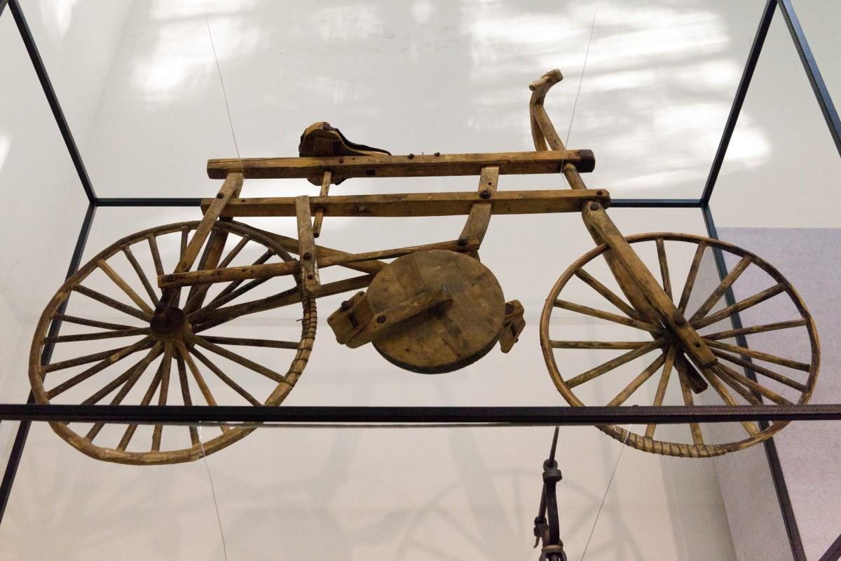 Изобретая велосипед