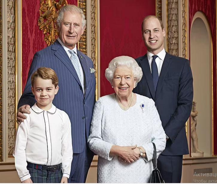 Наследники английского престола