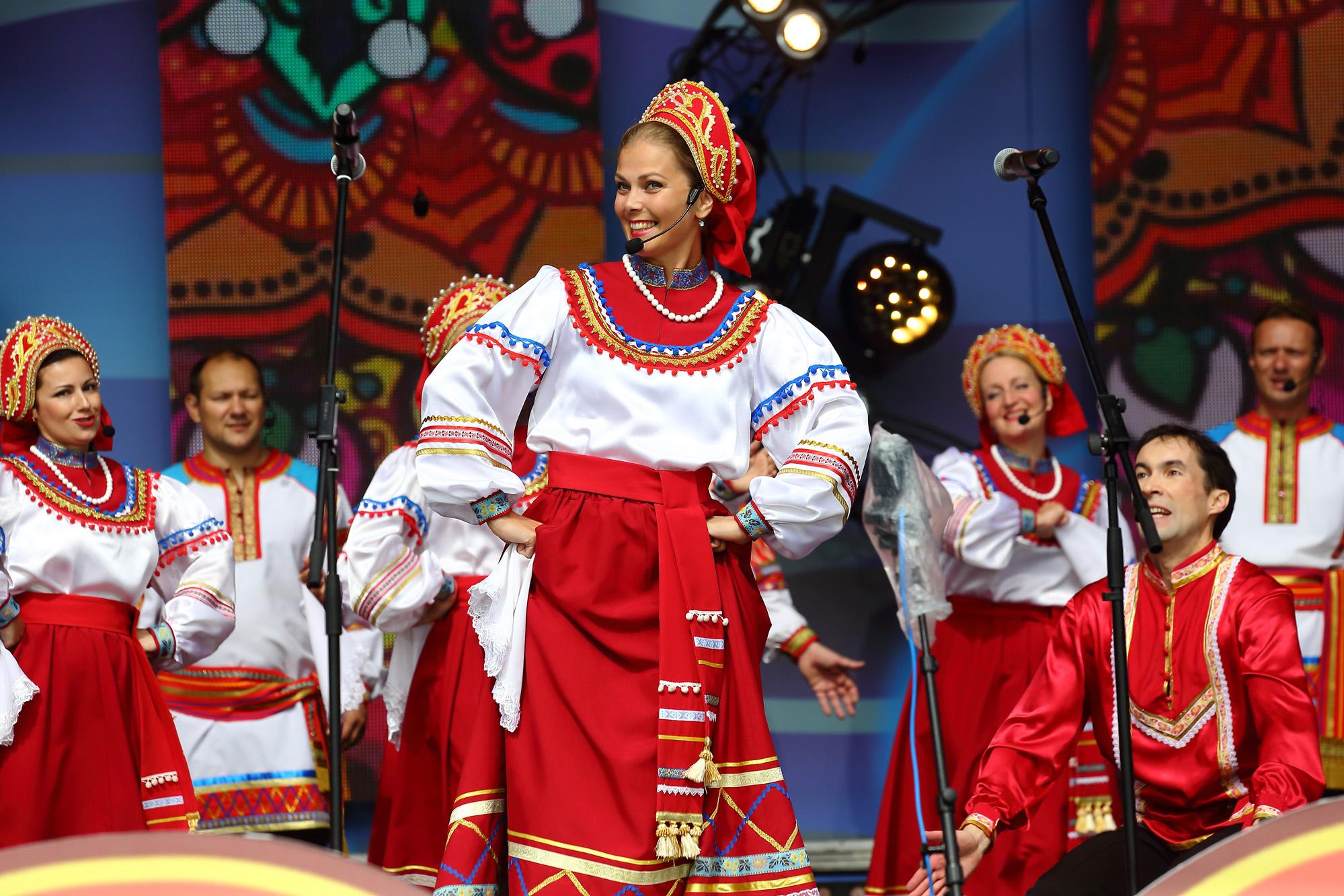 фестиваль Русское поле