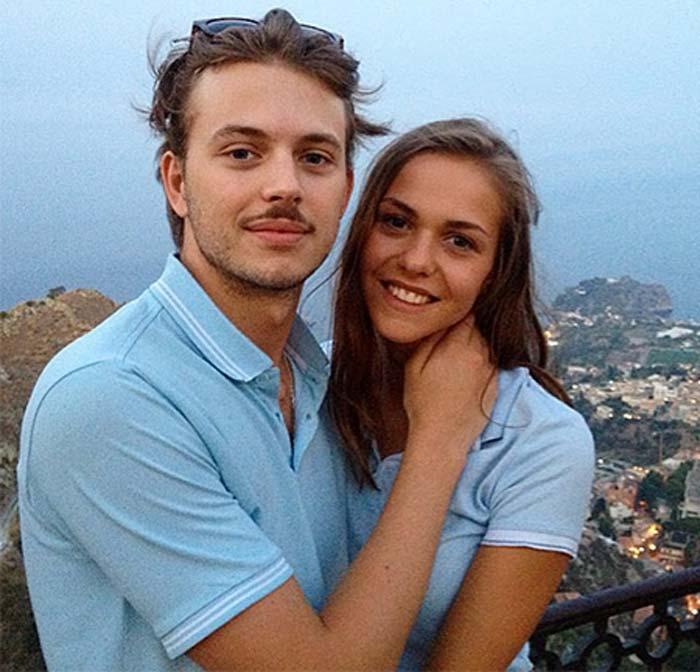 Мария Миронова сын Андрей с женой