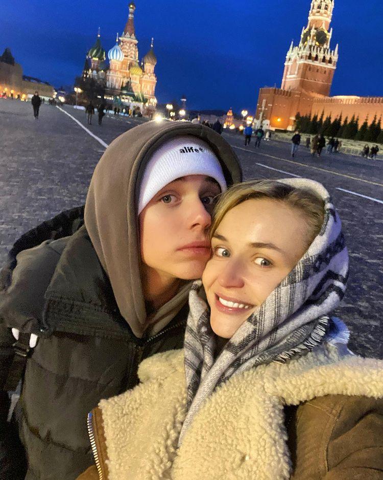 Полина Гагарина дети