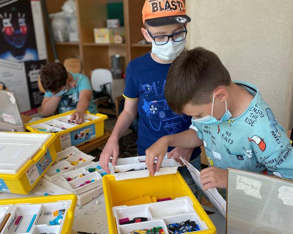 Бесплатные занятия в детских технопарках