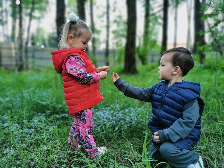 Дочь и внук Леры Кудрявцевой