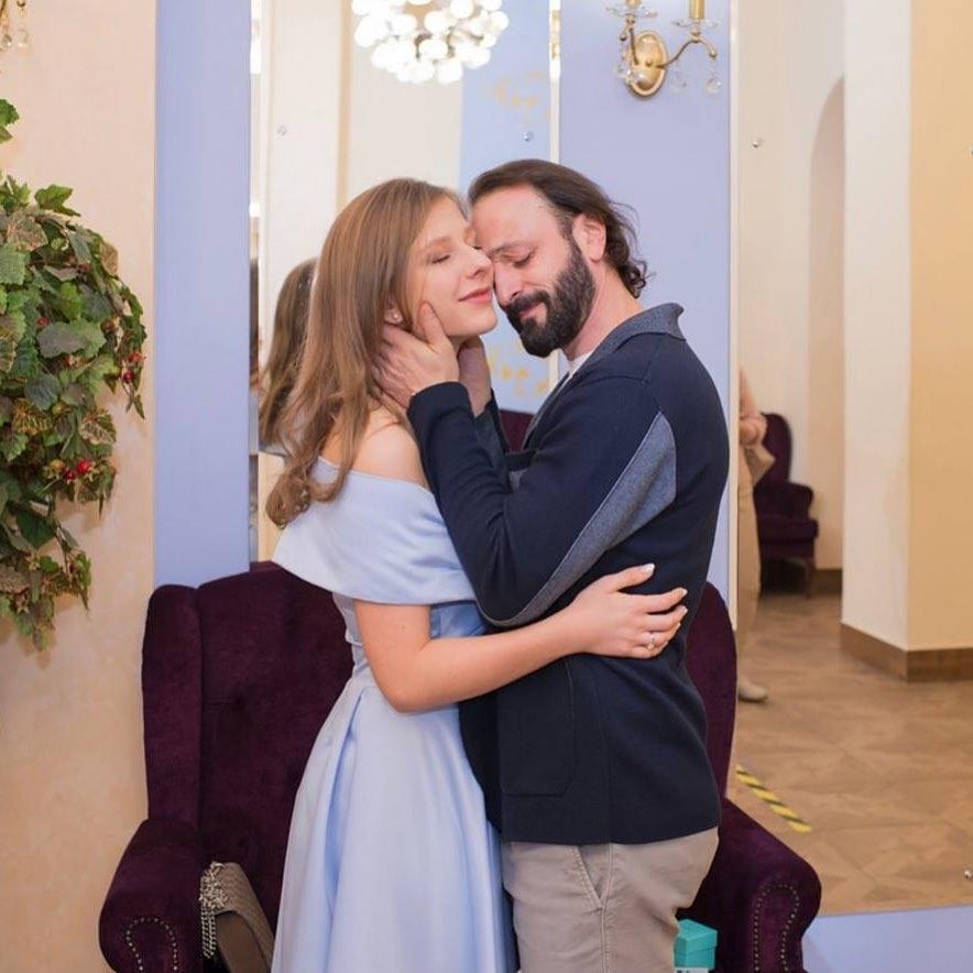 Илья Авербух Лиза Арзамасова свадьба