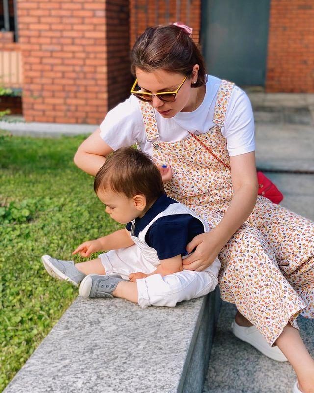 Сын Петросяна Татьяна Брухунова