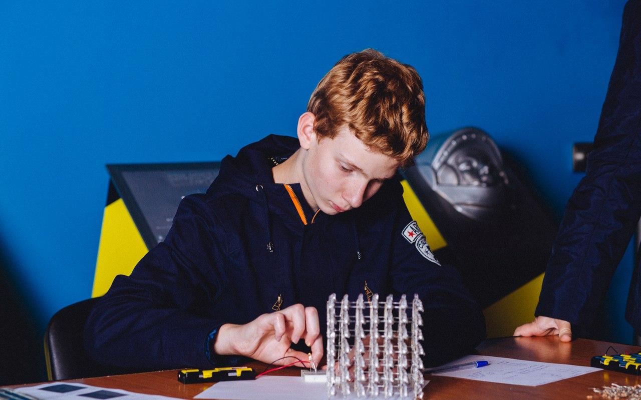 Музей космонавтики в Москве приглашает школьников