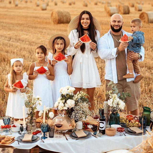 Джиган жена дети