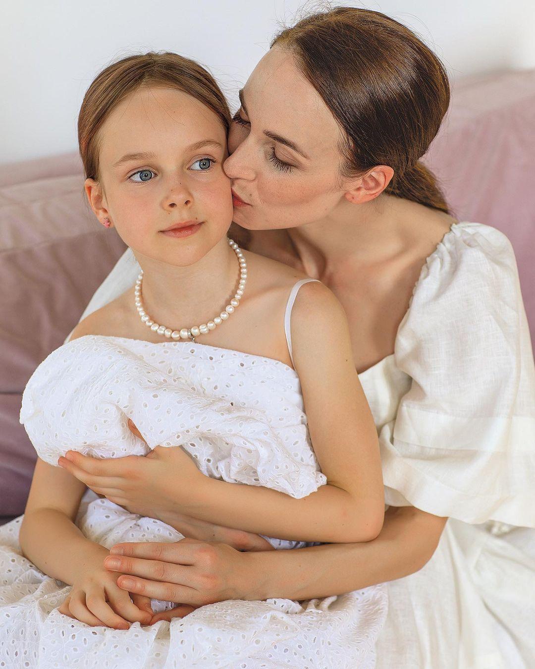 Анна Снаткина дети