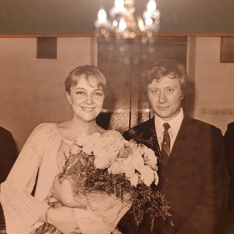 Андрей Миронов Екатерина Градова свадьба
