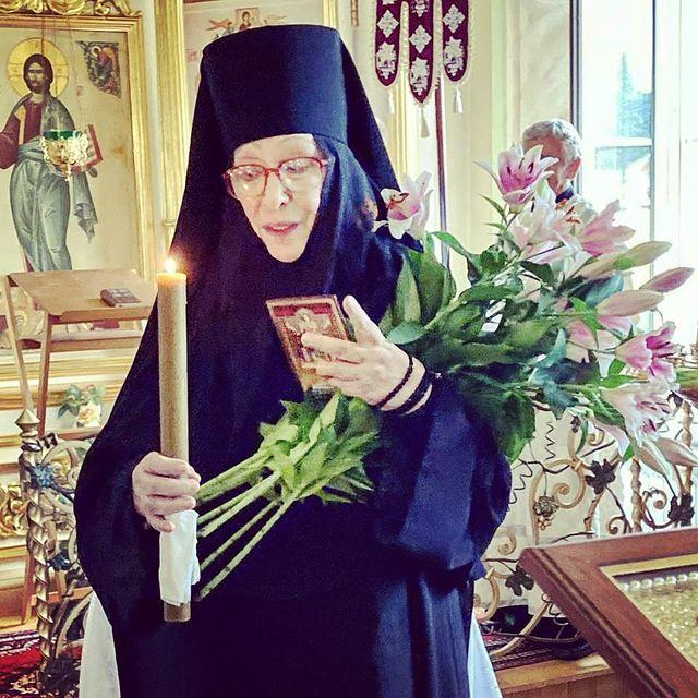 Екатерина Васильева монахиня