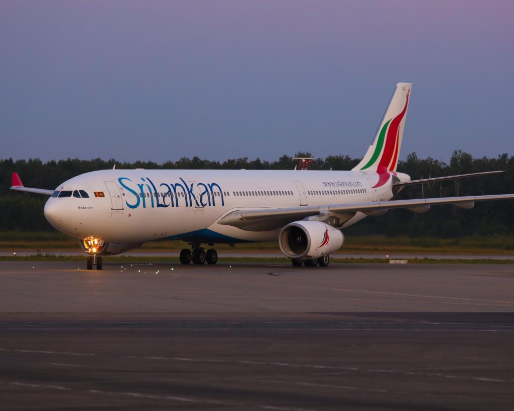 прямой рейс на Шри-Ланку