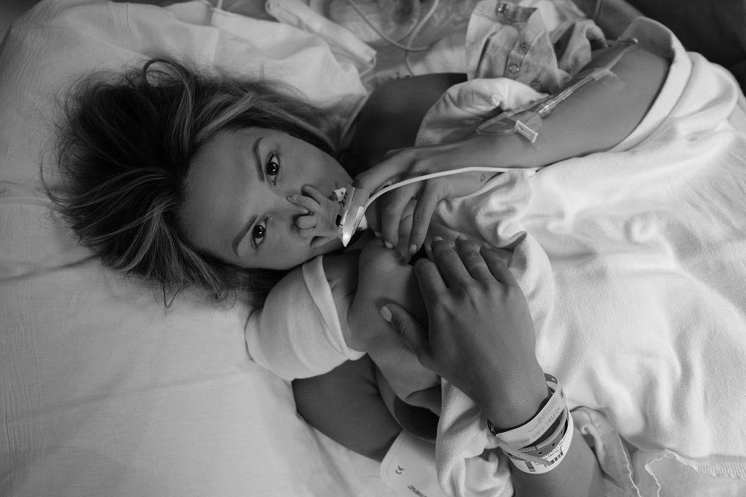 Мария Горбань второй ребенок