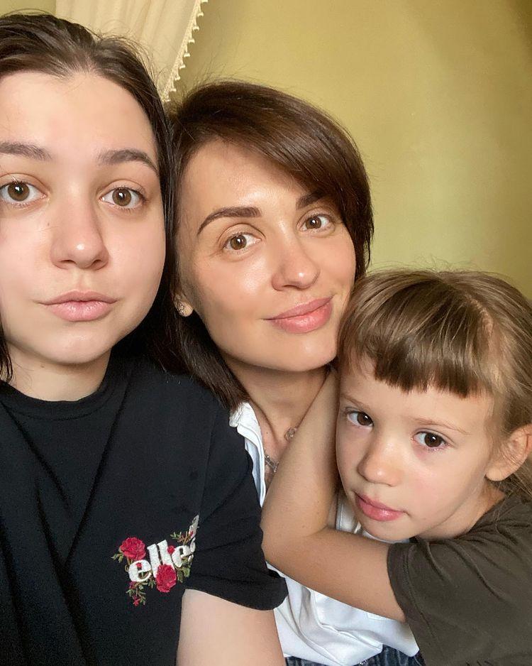 Ирина Муромцева дети