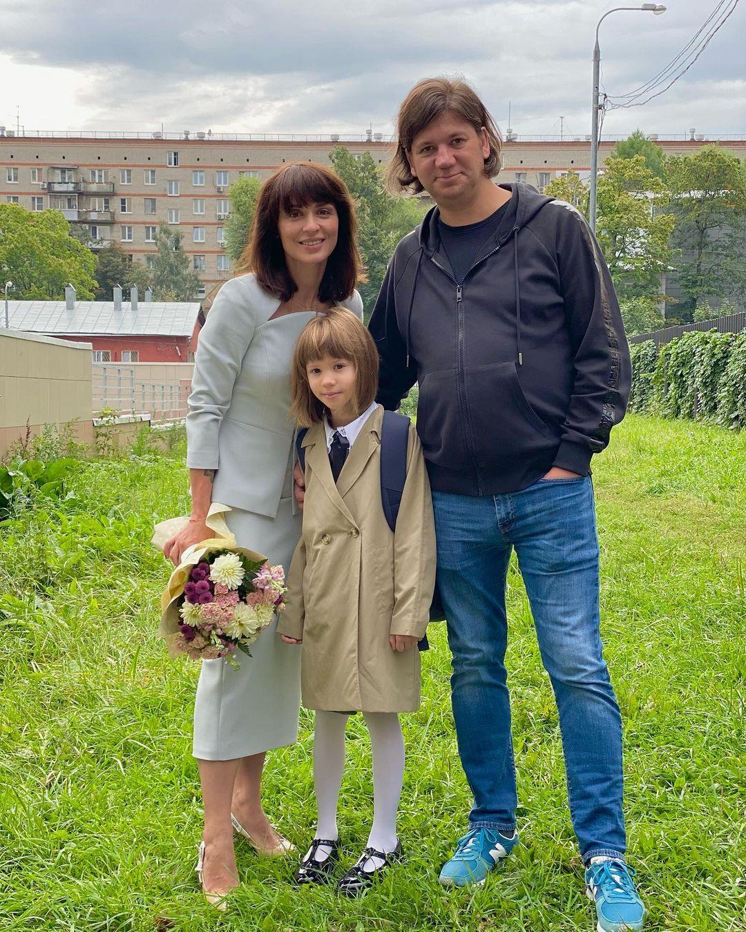 Ирина Муромцева муж дети