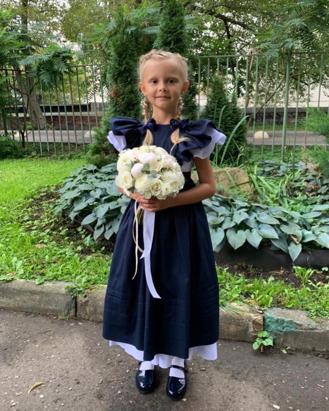 Мария Горбань дочь Стефания