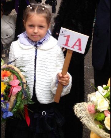 Анастасия Волочкова дочь Ариадна школа