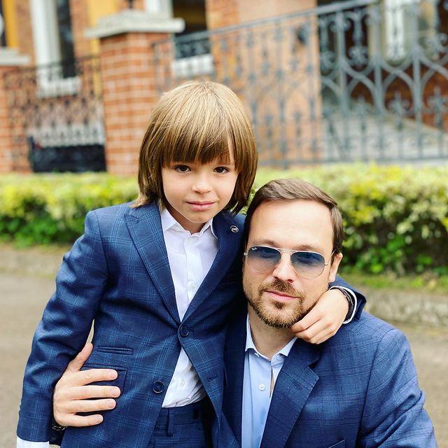 Алексей Чадов дети
