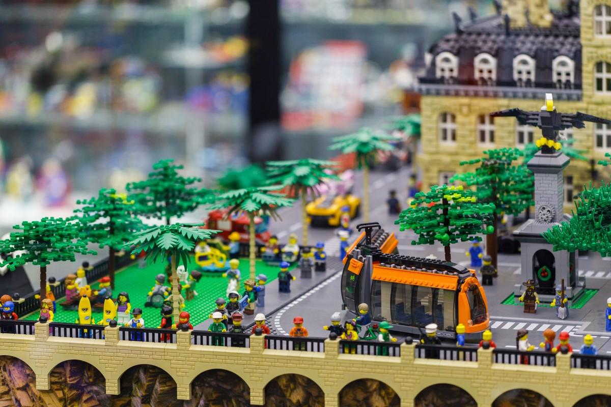 Lego-город