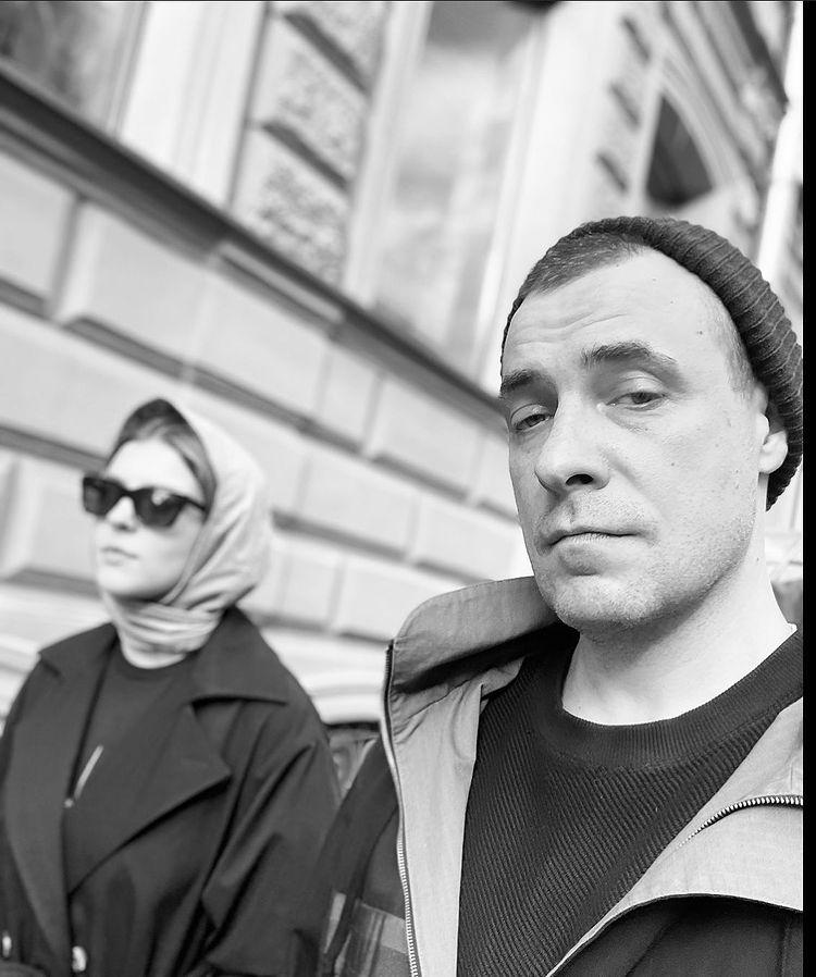 Евгений Цыганов дочь