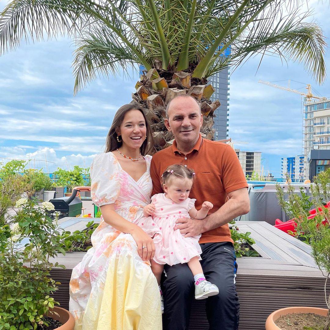 Кристина и Галип Озтюрк многодетная семья