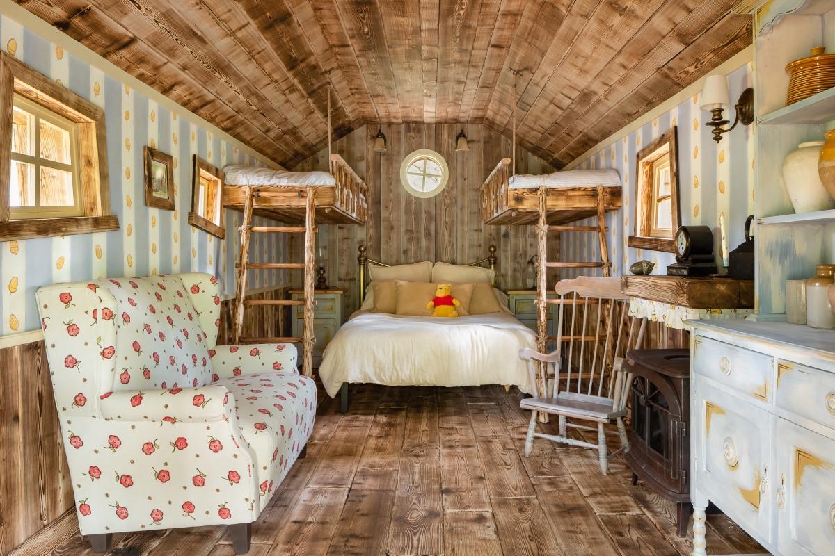 Домик Медвежонка Винни  на Airbnb