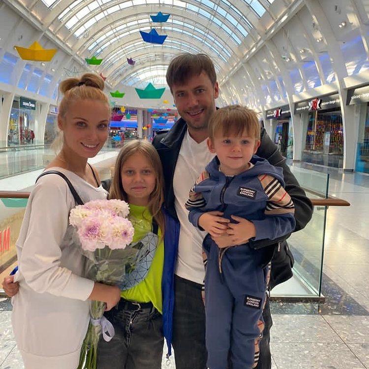 Татьяна Арнтгольц муж дети