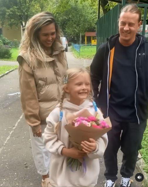 Мария Горбань: трогательная встреча с дочкой после 2 месяцев разлуки - и брат в подарок