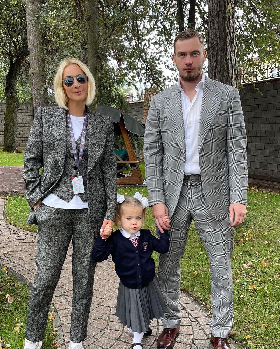 Лера Кудрявцева муж дочь