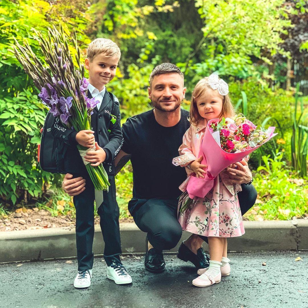 Дети Кудрявцевой и Лазарева на 1 сентября: умиление зашкаливает