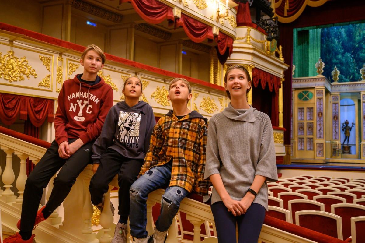 Малый Театр запускает детскую программу