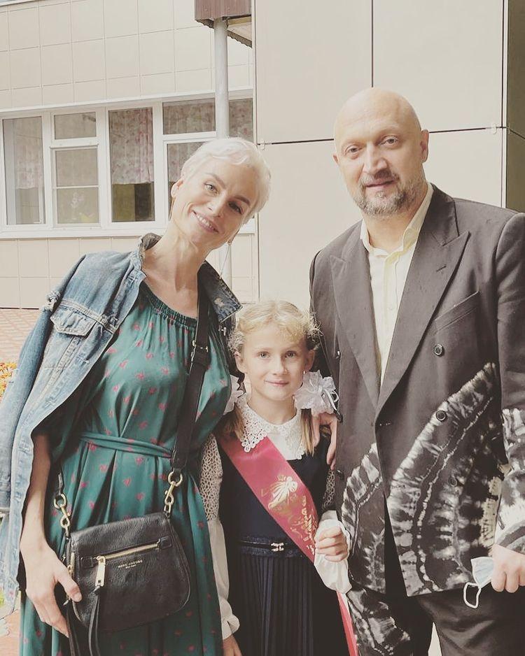 Гоша Куценко жена дети