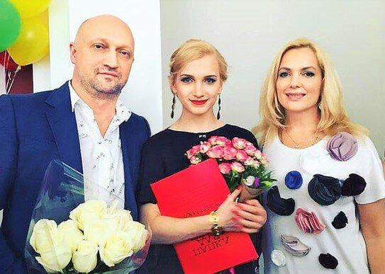 Гоша Куценко Мария Порошина дети