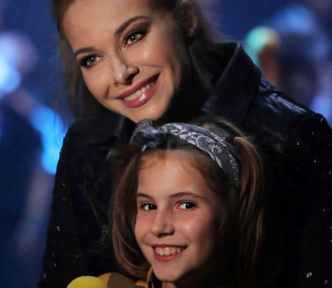 Екатерина Гусева: дебют 10-летней дочери в спектакле Константина Хабенского