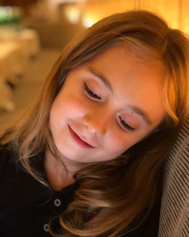 Анна Михалкова - 8 лет единственной дочке: 'Как похожа на свою тетю Надю!'