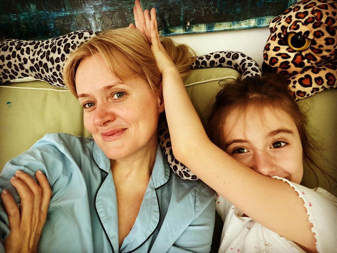 Анна Михалкова дети