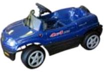 Модели электромобилей