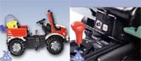 Модели педальных машин