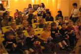 Детский праздник в 'Мире детства'